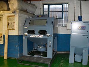 Markell Luton Ltd Shot Blasting Bedfordshire Grit