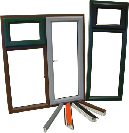 PVC Windows Coatings - Kolorbond Finishing - uPVC Paint Spraying